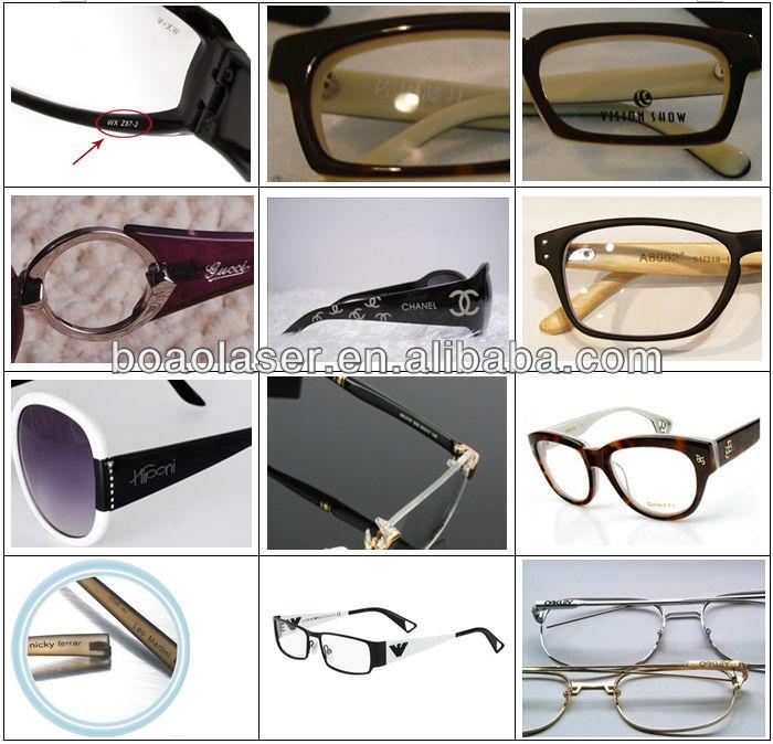 Eyeglass Frame Laser Marking Machine - Buy Eyeglass Frame ...