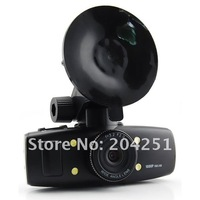 Автомобильный видеорегистратор Car DVR 1080P, Car DVR Recorder with GPS Logger + H.264 + Full HD 1920*1080P + 4 LED Lights + Wide Angle 120 Degrees
