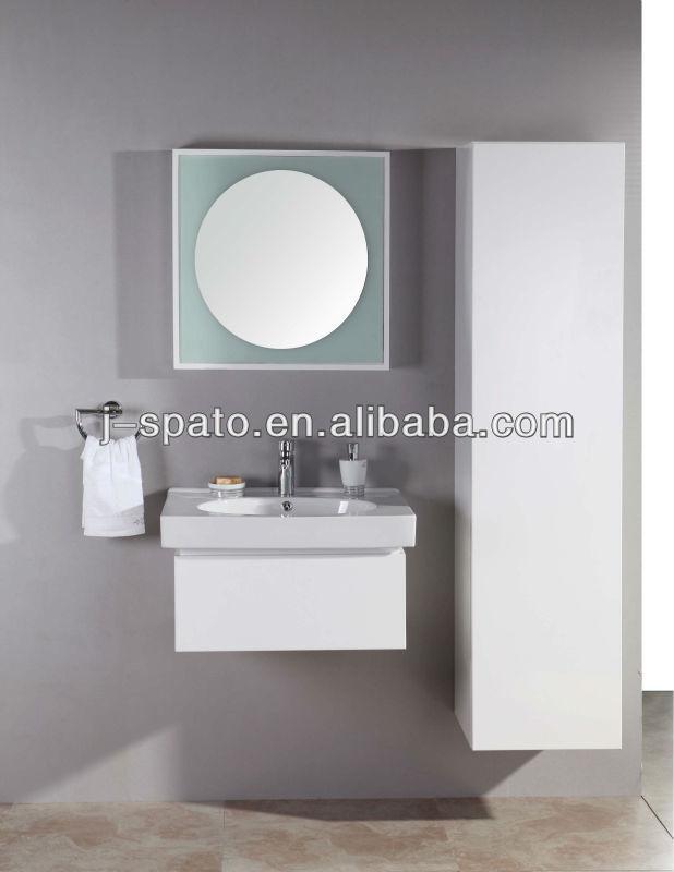 2014 New Fashion Home Price MDF Steel Modern Bathroom Wall Cabinet