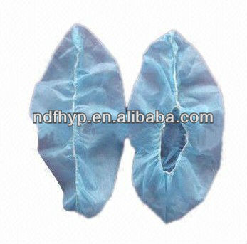 disposable dust free room non-woven shoes cover