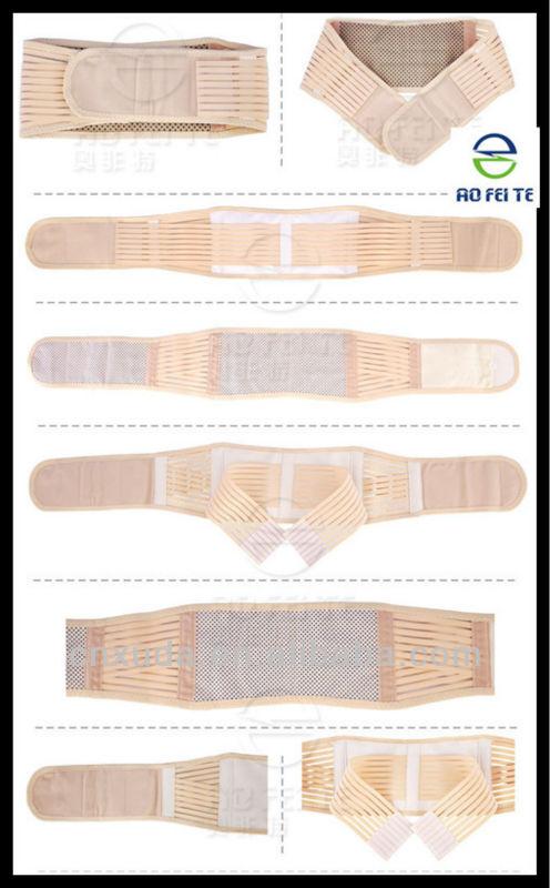 healthy lumbar/waist support belt,back pain relief as seen on tv