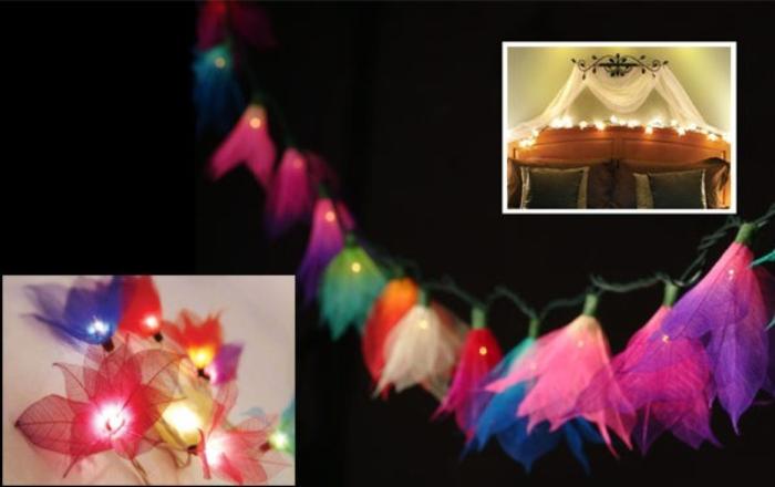 Flower Lights Australia Flower String Lights
