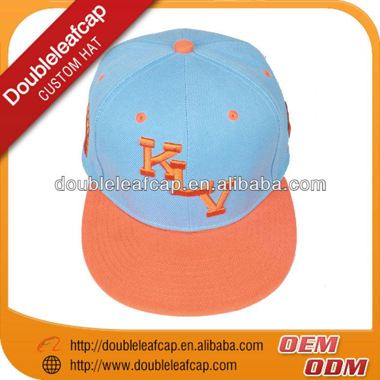 Cheap custom snapback oem/adjust snapback hats