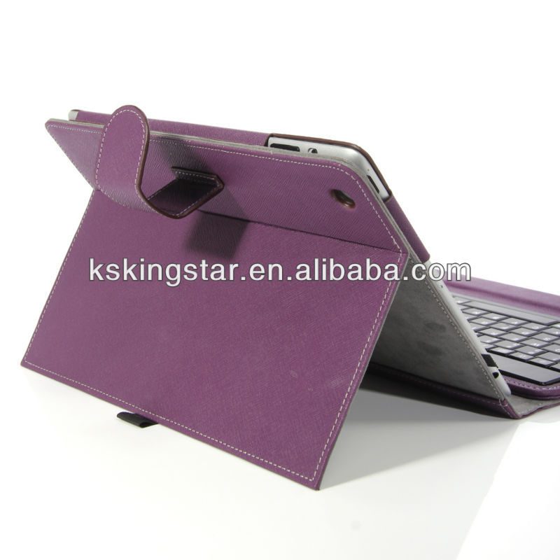 for ipad 2 3 4 stand bluetooth case