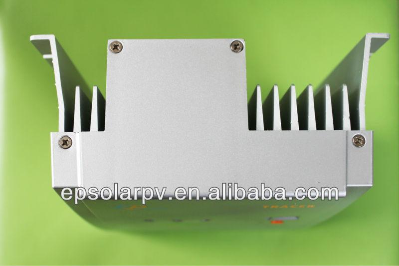 40A MPPT controlador de carga solar 12/24V