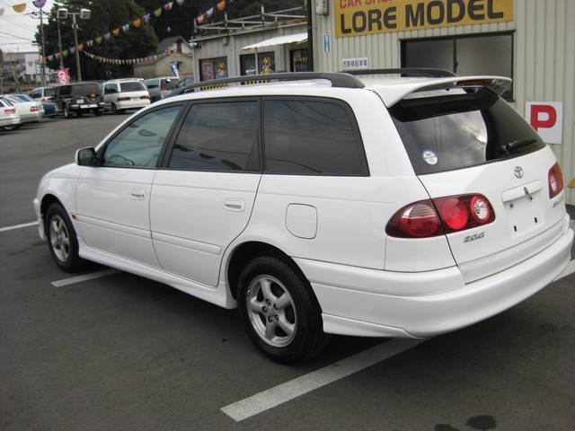1999 TOYOTA CALDINA G /Van/ Used car From Japan / ( bl0014 )