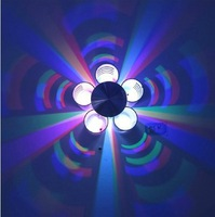 New+Free Shipping fashion 3W led KTV wall lamp RGB high power led indoor/outdoor decorative wall lamp 85-265V energy saving
