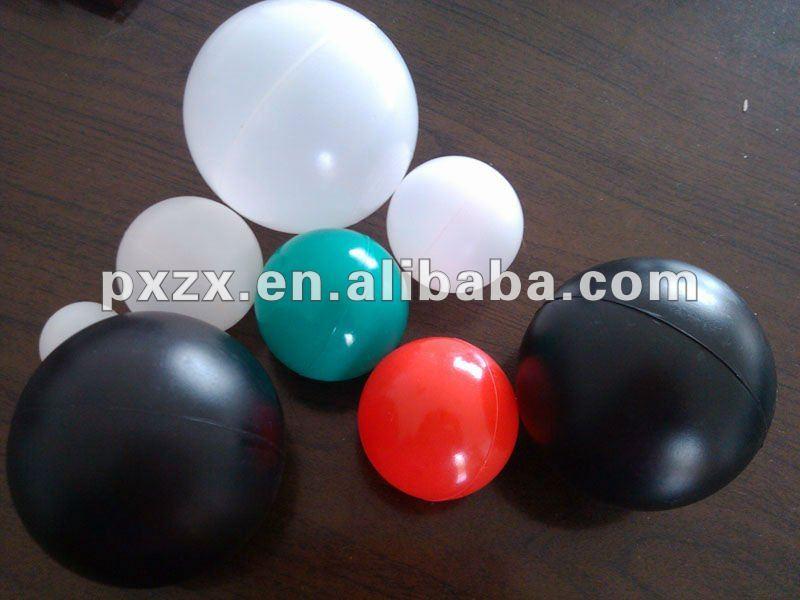 Hollow Plastic Balls ( 8.5mm,15mm, 25mm, 38mm, 50mm..150mm)