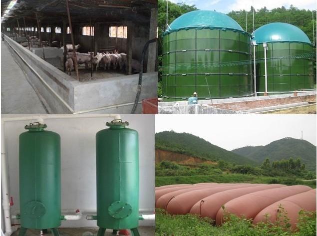 Газгольдер для биогаза своими руками