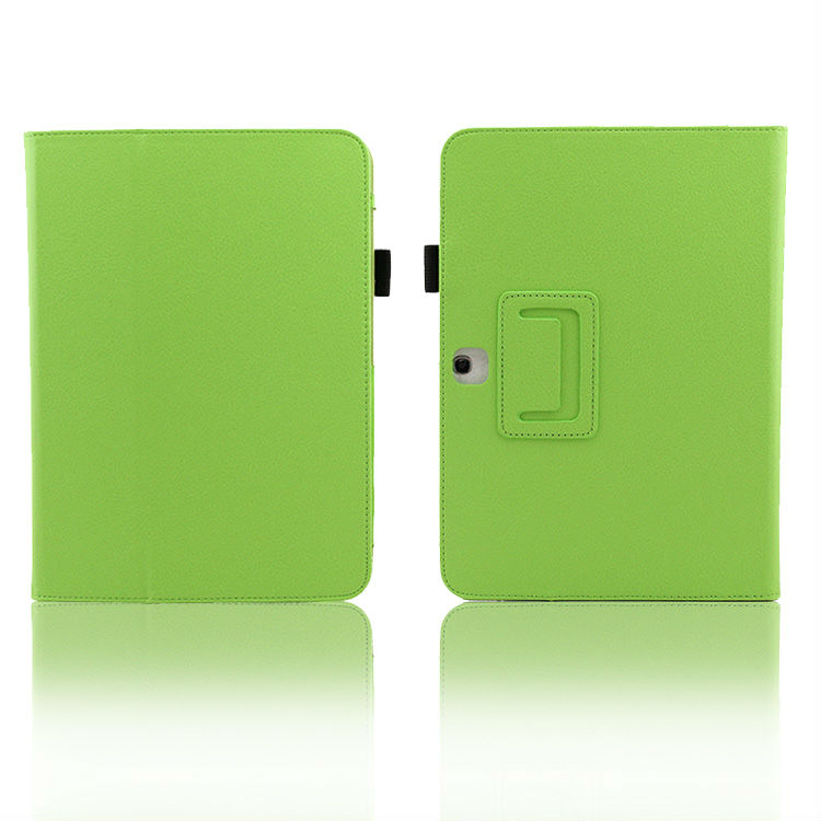 """For Samsung Galaxy Tab 3 P5200 10.1"""" inch Tablet PU Leather Stand Case Cover"""