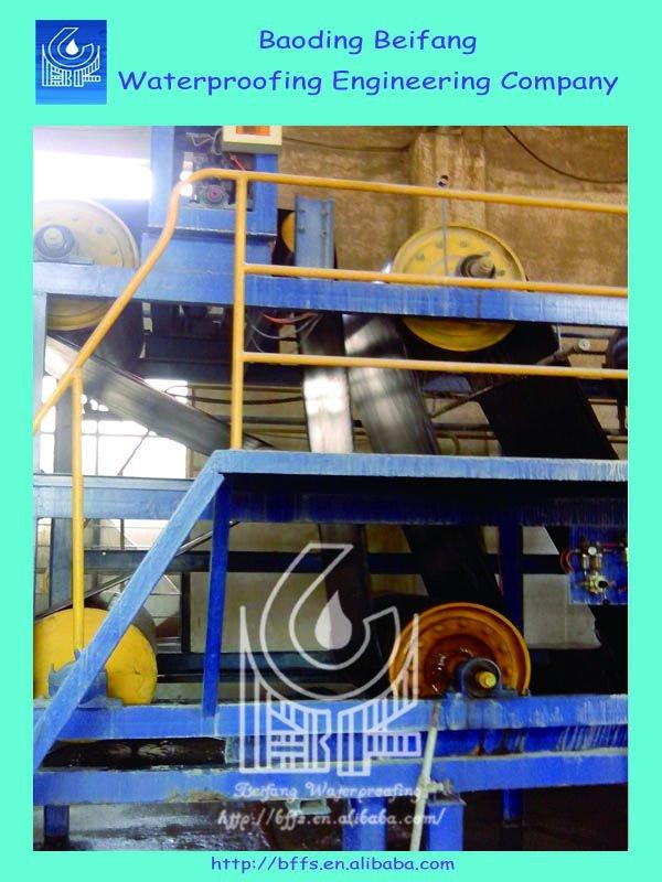 SBS engineering asphalt roll roofing suppliers