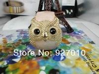 Ювелирное изделие Newest fashion bracelet Jewelry popular trend retro the drip owl bracelet bangles 13colors SL022