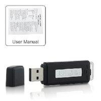 Безопасность и защита ошибка USB Flash Drive аудио-рекордер