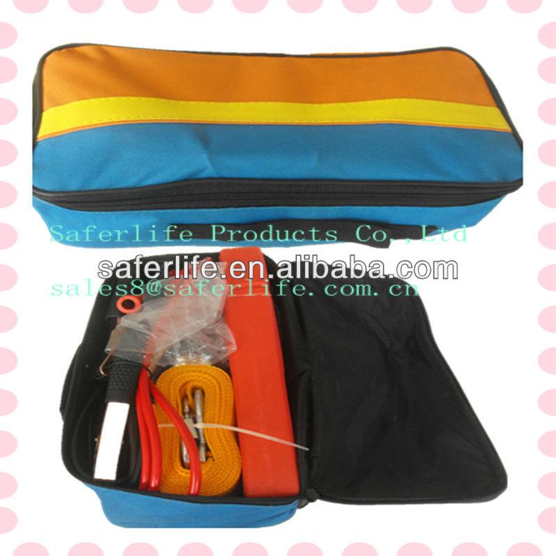 auto safety air compressor tool,car roadside emergency kits
