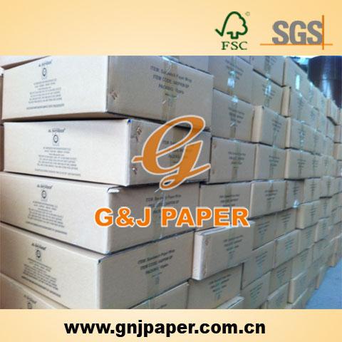 OEM Custom White MG Sandwich Wrapper Paper For Food
