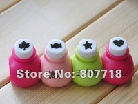 CPAM! , WJ0055, Stationery Supplies, Office Supplies, School Supplies, Cartoon punch, DIY punch