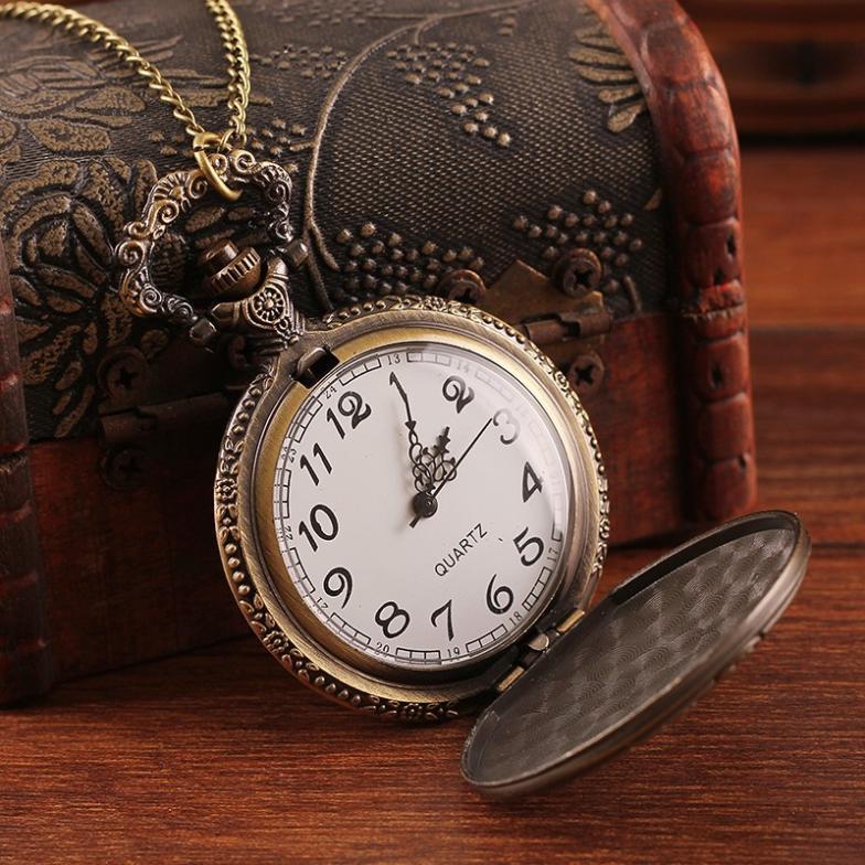 Как сделать карманные часы