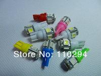 Источник света для авто Car Fans 50 T10 W5W 194 168 5 SMD 5