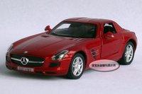 Игрушечная техника и Автомобили Kinsmart 1:36 mercedes/benz SLS AMG