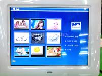 новые моды 8-дюймовый ЖК tft многофункциональных фотография цифровой фото рамка с функциями mp3/mp4 плеер