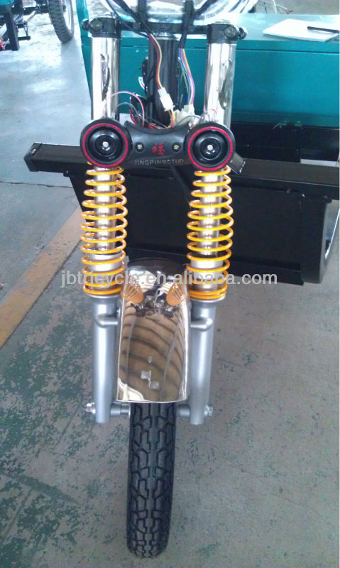 60V 1200W three wheel motorcycle tricycle for cargo JB400-05C