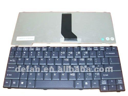 New laptop keyboard / Laptop parts: Laptop keyboards for Acer TravelMate 200 Series