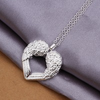 Ювелирный набор silver 925 necklace women Exquisite Pendant Necklace necklaces & pendants jewelry sets