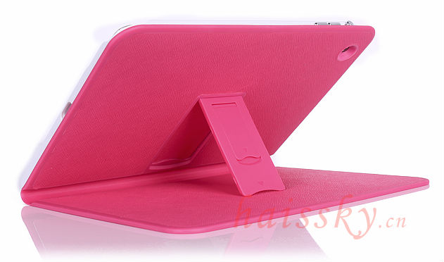 back covering for ipad mini case with stand function