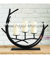 ,long time using,anti-rust,European wrought iron candle holder,iron candleholder,candle holder