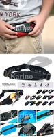 Free Shipping Wholesale Fashion Sport Belt Bag, High Stretch Multi Waist Wallet Mobile Pouch, Small Personal Item Belt