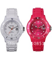 Наручные часы 2pcs/lot INTIMES brand High Quality silicone watch / 5 ATM HOT SALES fashion watch / 2 pcs/lot