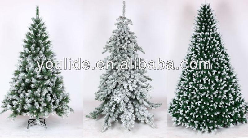 75 pies artificial arbol de navidad con luces led