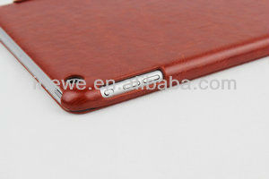 Antique Style Full Smart Cover for iPad Mini