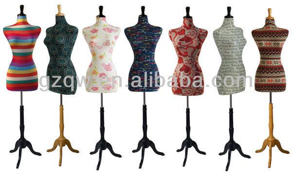 Female Decorative Dress Form