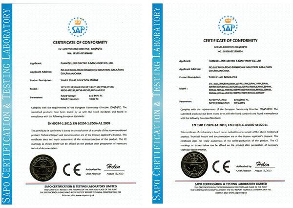 Г-жа 3 однофазный электродвигатель 220 / 380 В мэк, Ie1, Ie2 стандарты из китая поставщиком