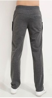 2012 New Style Men's casual pants Fashion Sports Trousers Slim Straight Long pants Stylish Designed men's pants -A66