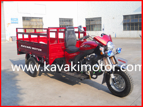 Guangdong Guangzhou Cargo Three Wheel Motorcycle/3 Wheels