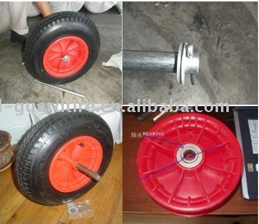 small wheels and tires