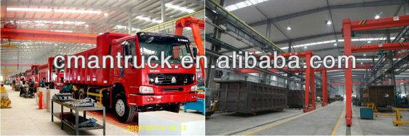 Brand new euro 2 isuzu giga dump truck