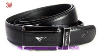 Мужской ремень Hot Selling Men's Leather Belt, Automatic Buckle, Retail