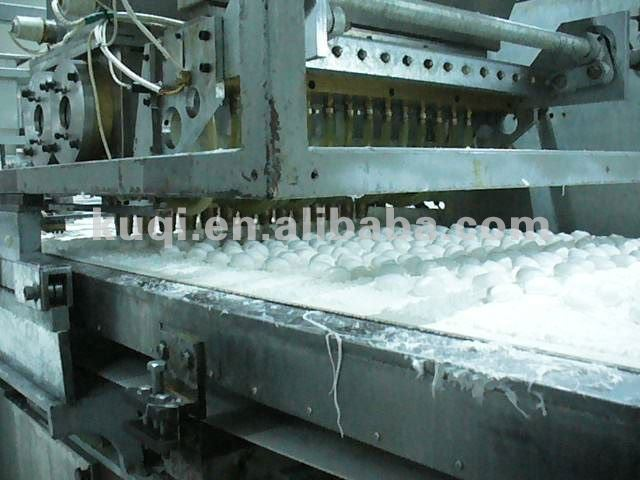 chocolate enrobed marshmallow production line/chocolate enrober