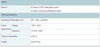 Другие инструменты измерения и Анализ Tonghui th2818xa