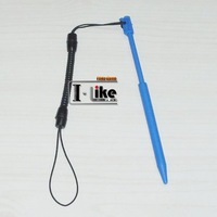 Retractable Stylus Touch Pen for Nintendo 3DS With Rope