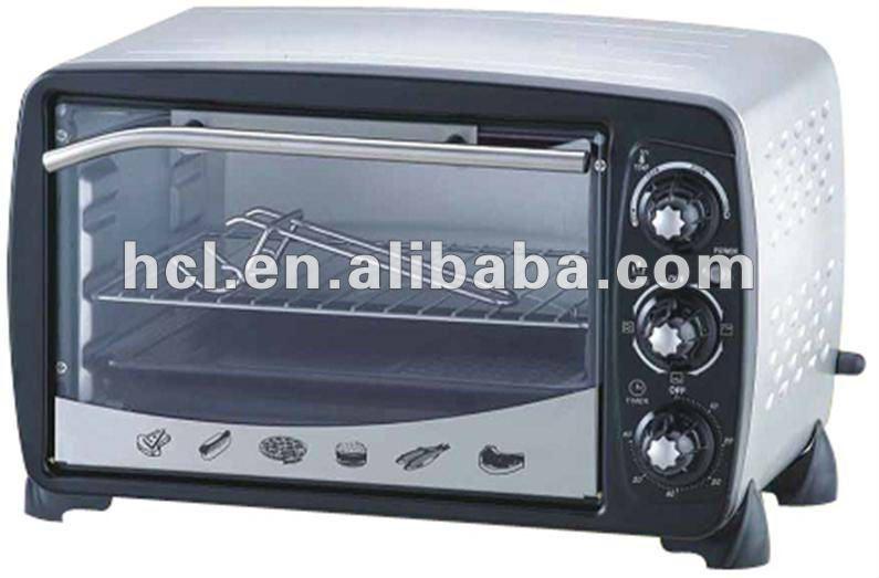 18L torradeira forno elétrico