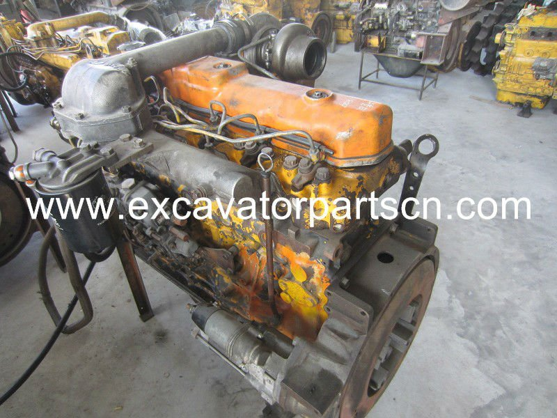 MITSUBISHI 6D31 ENGINE FOR SK200-1 HD700-5 EXCAVATOR