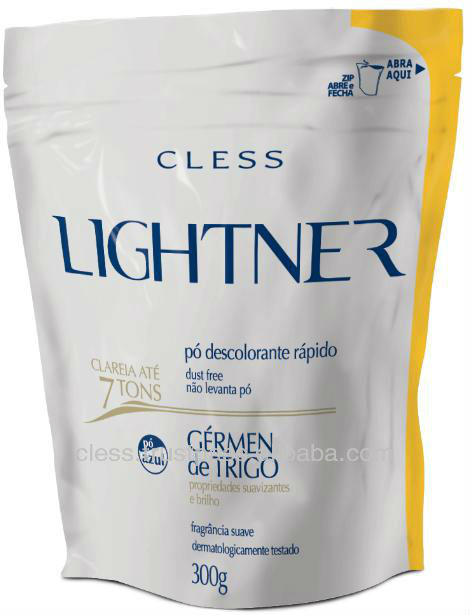 CLESS LIGHTNER Quick-Acting Powder Bleach with Wheat Germ