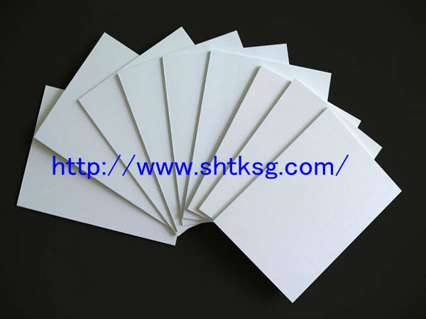 Thin and white rigid PVC Sheet for partiton and cabinet 1.2mm/PVC Sheet for Photo Album