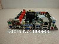 Материнская плата для ПК Biostar A68I-350 DELUXE E350 APU MINI ITX fit for E-i3 q6 htpc mini itx motherboard E350
