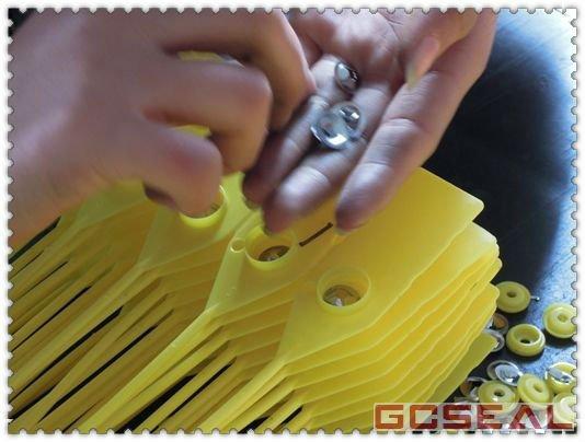Plastic Security Seal (GC-P006)