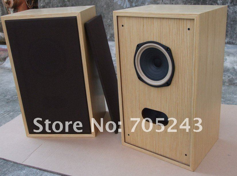 pair(2pcs)HiEND 6.5inch fullrange DIATONE P-610 clone ,very classic warm sound